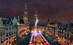BRUSELAS GRAND PALCE